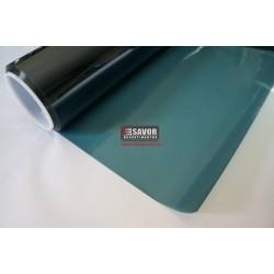 Película Verde natural 35% - profissional , filtro UV 95% , 35% de transmissão luminosa