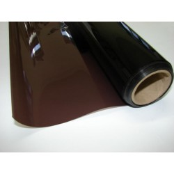 Película Bronze natural 20% - profissional, filtro UV 95% , 20% de transmissão luminosa