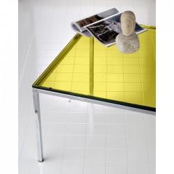 Película solar Amarelo natural 80%, filtro UV de 95%, 80% de transmissão de luz ,venda por metro, largura 150cm