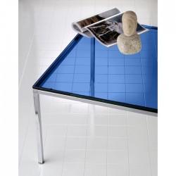 Película solar Azul natural 15% , filtro UV de 95%, largura 150cm, venda por metro