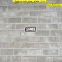 Tijolo concreto NG969 - Adesivo Decorativo (Largura 122cm) - venda por metro