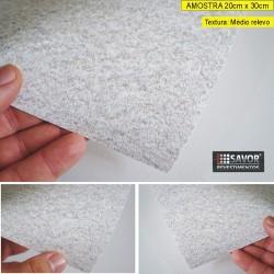 Amostra 20cm x 30cm - Granito SG857-AM( branco moonlight) - revestimento PVC adesivo