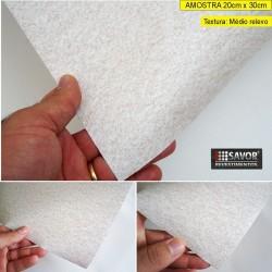 Amostra 20cm x 30cm - Granito SG856 ( branco siena)- revestimento PVC adesivo