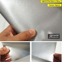 Amostra 20cm x 30cm - Adesivo Ultra Flake Silver