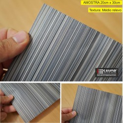 Amostra 20cm x 30cm - Listra Stripe Puzzle MG352 Revestimento PVC adesivo
