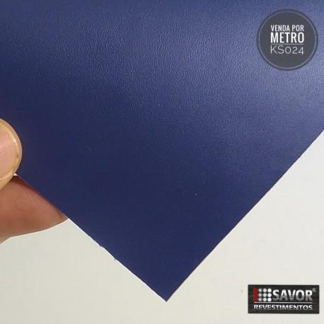 Azul KS024 linha sólido adesivo Decorativo (Largura 122cm) venda por metro
