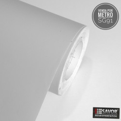 Cinza SG91 linha sólido adesivo Decorativo (Largura 122cm) venda por metro