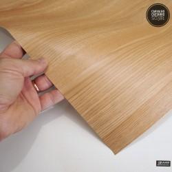 Amostra 20cm x 30cm - Madeira Carvalho Castanho SG381- revestimento PVC adesivo