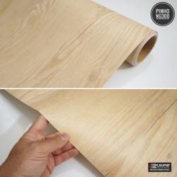 Madeira Pinho - Adesivo Decorativo (Largura 122cm) - NG300 venda por metro
