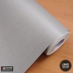 Linho SV11-144- revestimento PVC adesivo decorativo (Largura 122cm) - venda por metro