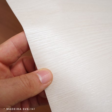 (Amostra 20cm x 30cm) Madeira SV6-141 Adesivo Decorativo