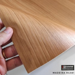 (Amostra 20cm x 30cm) Madeira RG381 Adesivo Decorativo