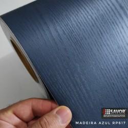 Madeira Azul RP617 (Largura 122cm) venda por metro