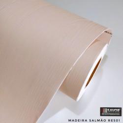 Madeira salmão RE501 (Largura 122cm) venda por metro