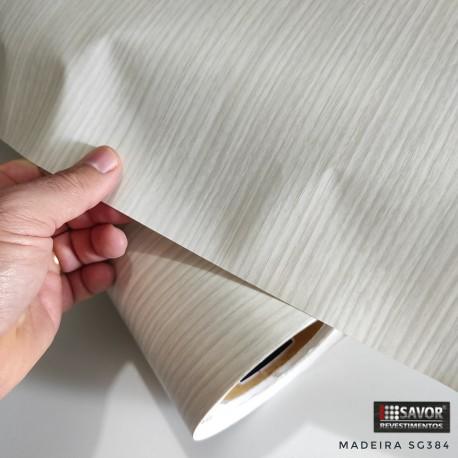 Madeira Montaigne SG384 - revestimento PVC adesivo decorativo (Largura 122cm) - venda por metro