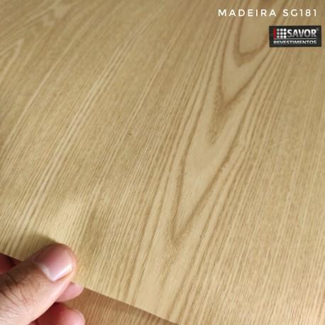 (Amostra 20cm x 30cm) Madeira SG181 Adesivo Decorativo