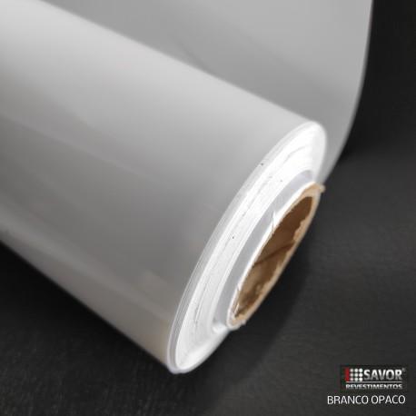 Película Branca opaca - profissional, filtro UV 99%, 0% de transparência